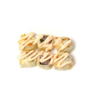 Тортилья с грибами